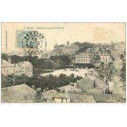 carte postale ancienne 53 VIEUX LAVAL. Bel-Air 1904