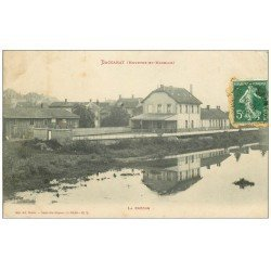 carte postale ancienne 54 BACCARAT. La Crêche 1909