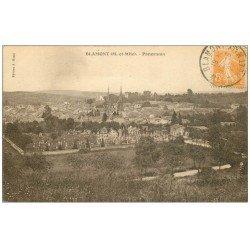 carte postale ancienne 54 BLAMONT 1923