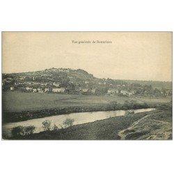 carte postale ancienne 54 BOUXIERES