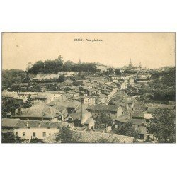 carte postale ancienne 54 BRIEY 1914