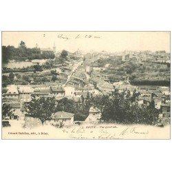 carte postale ancienne 54 BRIEY. Vue 1904