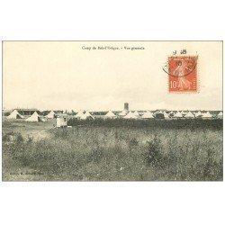 carte postale ancienne 54 CAMP DE BOIS-L'EVÊQUE. Vue du Campement 1910