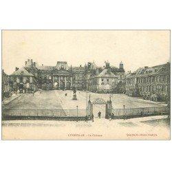 carte postale ancienne 54 LUNEVILLE. Le Château
