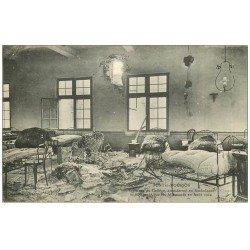 carte postale ancienne 54 PONT-A-MOUSSON. Collège transformé en Hôpital 1915
