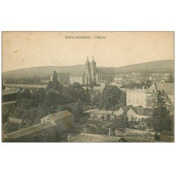 carte postale ancienne 54 PONT-A-MOUSSON. L'Hôpital 1917