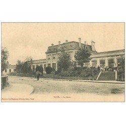 carte postale ancienne 54 TOUL. La Gare