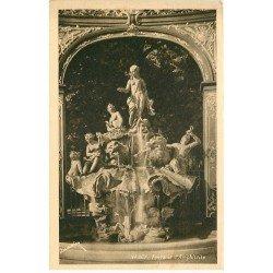 carte postale ancienne 54 NANCY. Fontaine Amphitrite. Ed. Roeder