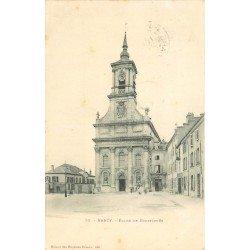 carte postale ancienne 54 NANCY. Eglise de Bonsecours 1901