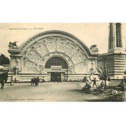 carte postale ancienne 54 NANCY. Exposition un Palais Alimentation