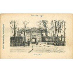 carte postale ancienne 54 TOUL. La Porte de Metz