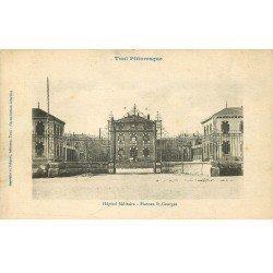 carte postale ancienne 54 TOUL. Hôpital Militaire Plateau Saint-Georges