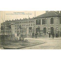 carte postale ancienne 54 TOUL. Caserne Ney Plateau Saint-Georges