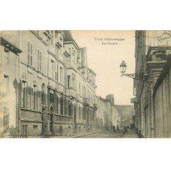 carte postale ancienne 54 TOUL. Rue Navarin