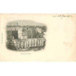 carte postale ancienne 54 TOUL. Hôtel de Ville 1902