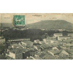 carte postale ancienne 54 TOUL. Fort Saint-Michel 1909