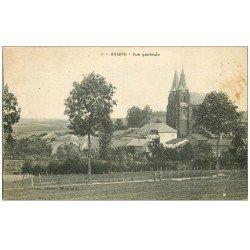 carte postale ancienne 55 AVIOTH. vue générale 1928