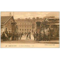 carte postale ancienne 55 BAR-LE-DUC. Caserne Exelmans