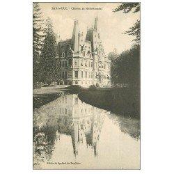 carte postale ancienne 55 BAR-LE-DUC. Château de Marbeaumont 1935