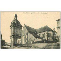 carte postale ancienne 55 BAR-LE-DUC. Eglise Notre-Dame