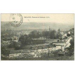 carte postale ancienne 55 BAR-LE-DUC. Panorama de Guédonval 1916
