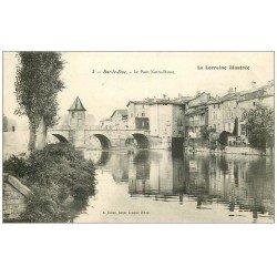 carte postale ancienne 55 BAR-LE-DUC. Pont Notre-Dame 1905