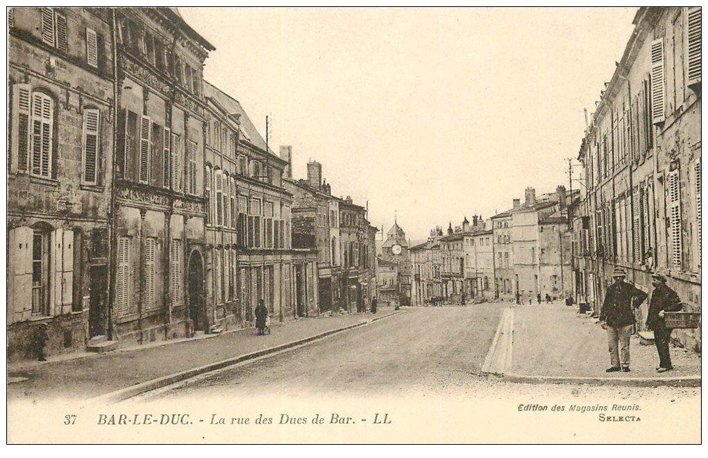 55 bar le duc rue des ducs de bar for Bar le duc code postal