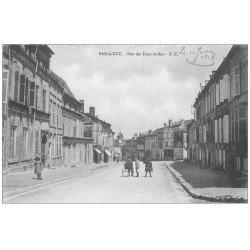 carte postale ancienne 55 BAR-LE-DUC. Rue des Ducs des Bars 1916