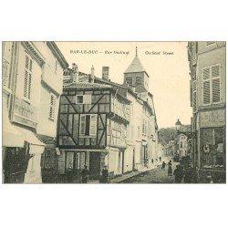 carte postale ancienne 55 BAR-LE-DUC. Rue Oudinot