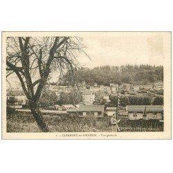 carte postale ancienne 55 CLERMONT-EN-ARGONNE. Personnage