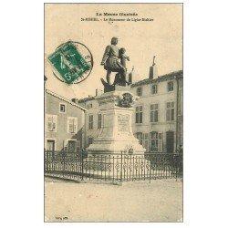 carte postale ancienne 55 SAINT-MIHIEL. Monument de Ligier-Richier 1912
