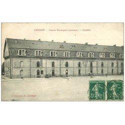 carte postale ancienne 55 VERDUN. Caserne Beaurepaire Citadelle 1907