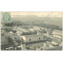 carte postale ancienne 55 VERDUN. Caserne Saint-Nicolas 1906