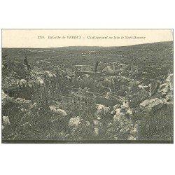 carte postale ancienne 55 VERDUN. Chattancourt. Guerre 1914-18