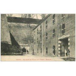carte postale ancienne 55 VERDUN. Ecoute Galerie Citadelle. Guerre 1914-18