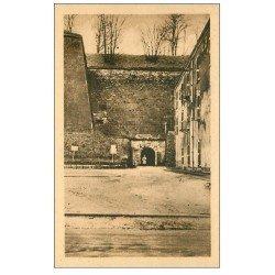 carte postale ancienne 55 VERDUN. Entrée de l'écoute n°1. Guerre 1914-18