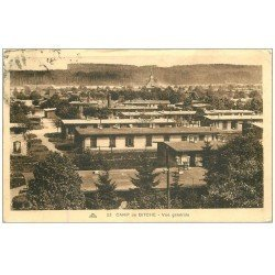 carte postale ancienne 57 BITCHE. Camp. Vue 1933