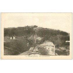 carte postale ancienne 57 BITCHE. Fort Saint-Sébastien