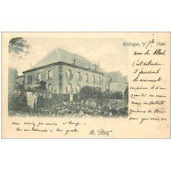 carte postale ancienne 57 BRULANGE ou BRULINGEN LOTHR 1900