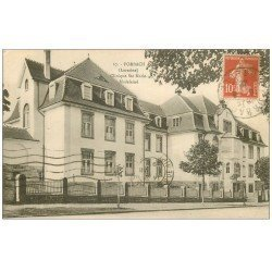 carte postale ancienne 57 FORBACH. Clinique Sainte-Marie-Madeleine 1922