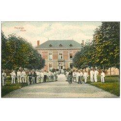carte postale ancienne 57 HAYANGE HAYINGEN. L'Hôpital 1910