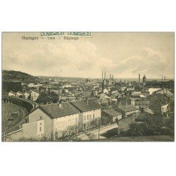 carte postale ancienne 57 HAYANGE HAYINGEN. Total 1913