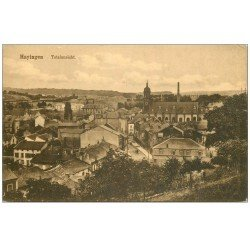 carte postale ancienne 57 HAYANGE HAYINGEN. Totalansicht