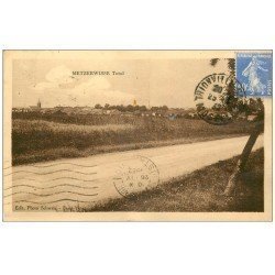 carte postale ancienne 57 METZERWISSE. Total 1932