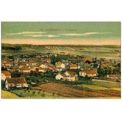 carte postale ancienne 57 SARREBOURG. Vue générale 1929