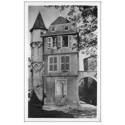 carte postale ancienne 57 THIONVILLE. Carte Photo émaillographie