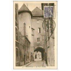 carte postale ancienne 57 THIONVILLE. Les Tours Jumelles