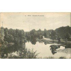 carte postale ancienne 57 METZ. Nouvelles Promenades 1918