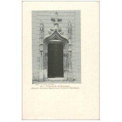carte postale ancienne 12 VILLEFRANCHE-DE-ROUERGUE. Hospice, Ancienne Chartreuse. Porte de l'Hôtellerie