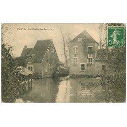 carte postale ancienne 58 COSNE-SUR-LOIRE. Le Moulin des Tourneurs